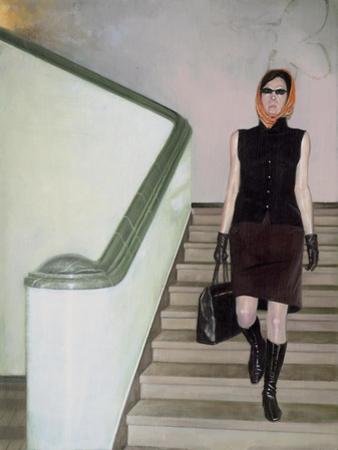 The Gait, 2004 by Aris Kalaizis