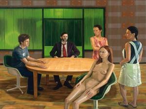 The Hour of Inimitable Revelation, 2005 by Aris Kalaizis