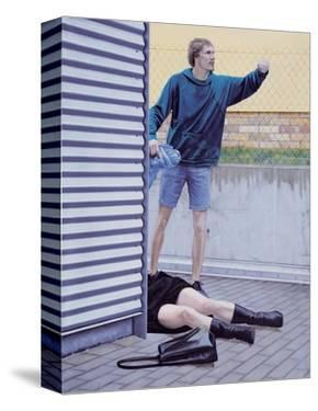The Ideal Crash, 2001-02 by Aris Kalaizis