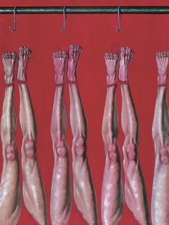 Triptych, 1996 by Aris Kalaizis
