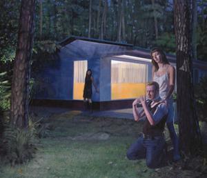 Twins, 2008 by Aris Kalaizis