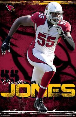 ARIZONA CARDINALS - C JONES 17