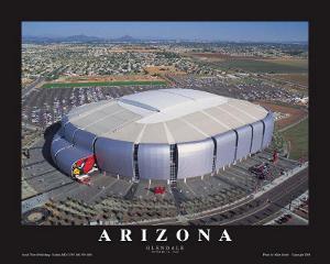 Arizona Cardinals- Glendale, Arizona