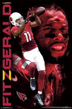 Arizona Cardinals - L Fitzgerald 14