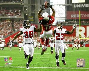 Arizona Cardinals - Larry Fitzgerald Photo