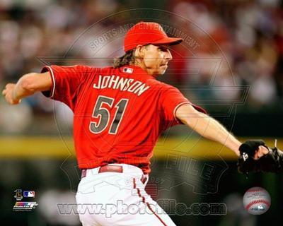 Arizona Diamondbacks - Randy Johnson Photo