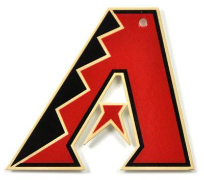Arizona Diamondbacks Steel Magnet