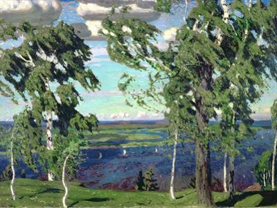 Green Sensation, 1904