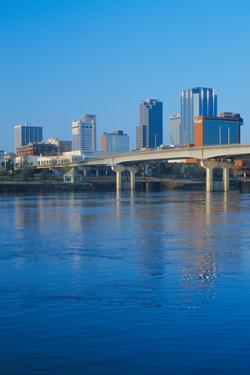 Little rock ar posters for sale at allposters arkansas river and skyline in little rock arkansas malvernweather Gallery