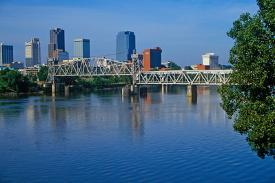 Affordable little rock ar posters for sale at allposters arkansas river view from north little rock little rock arkansas malvernweather Gallery