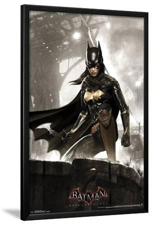 Arkham Knight - Batgirl