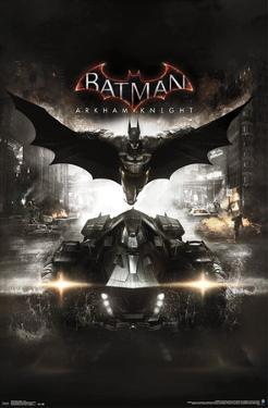 Arkham Knight - Cover
