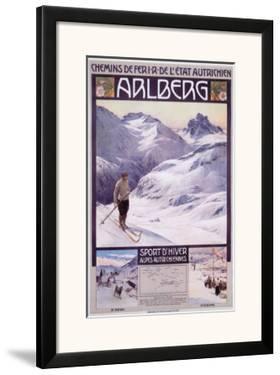 Arlberg Alpine Snow Ski