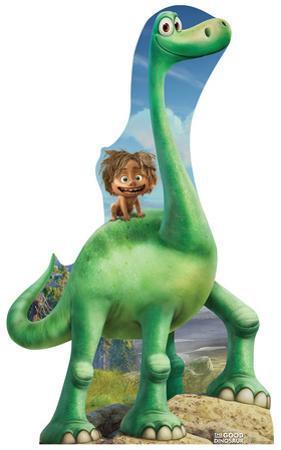 Arlo & Spot - Disney/Pixar's The Good Dinosaur Lifesize Standup