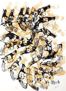 Yang and Bang by Arman