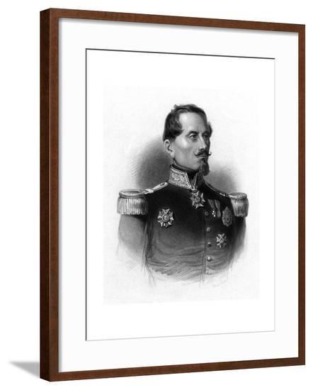 Armand Saint-Arnaud--Framed Giclee Print