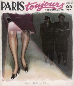Paris Blackout 1940-41 by Armand Vallee
