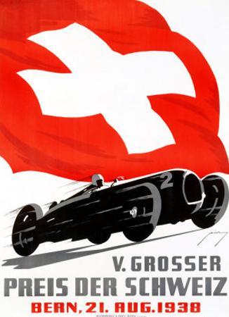 V. Grosser Preis der Schweiz by Armin Bieber
