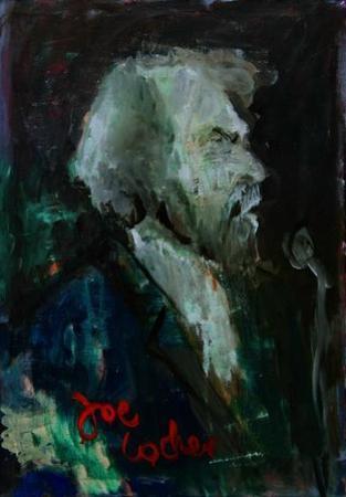Joe Cocker by Armin Mueller-Stahl