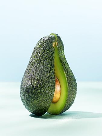 A Halved Avocado by Armin Zogbaum