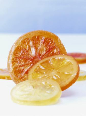Candied Citrus Fruit Slices by Armin Zogbaum