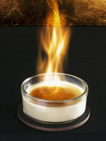 Flambeed Crema Catalana by Armin Zogbaum