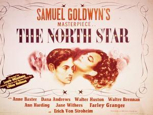"""Armored Attack, 1943, """"The North Star"""" Directed by Lewis Milestone"""