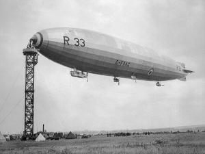 Armstrong Whitworth R33 Airship G-Faag, 1925