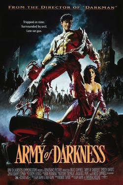ARMY OF DARKNESS [1992], directed by SAM RAIMI.