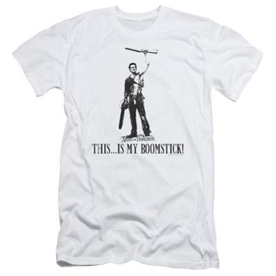 Army of Darkness- Boomstick! (Slim Fit)