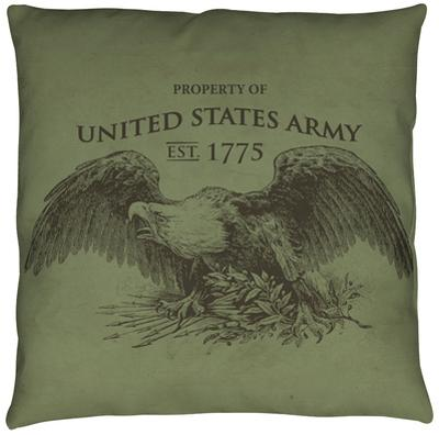 Army - Property Throw Pillow