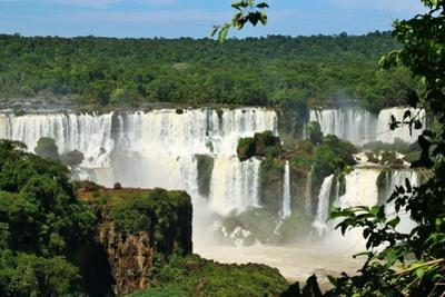 Iguassu Falls, Brazil by Arnaldo Jr