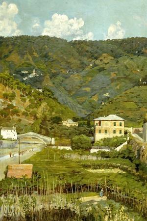 Hinterland of Levanto