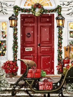 Christmas in the Village by Arnica Burnstone