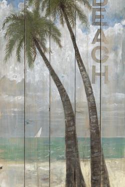Beach Sign by Arnie Fisk