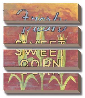 Fresh Sweet Corn by Arnie Fisk
