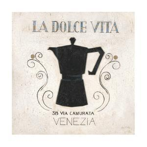 La Dolce Vita Coffee by Arnie Fisk