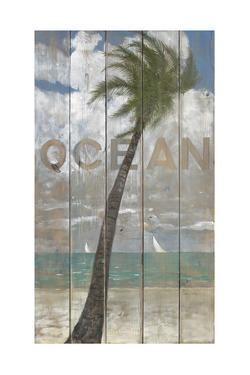 Ocean Sign by Arnie Fisk