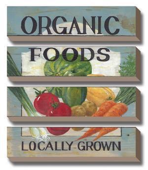 Organic Foods by Arnie Fisk
