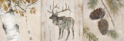 Rustic Forest Panel