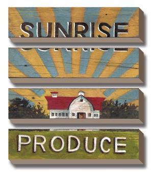 Sunrise Produce by Arnie Fisk