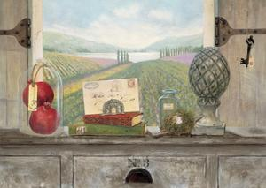 Vineyard Chateau View by Arnie Fisk