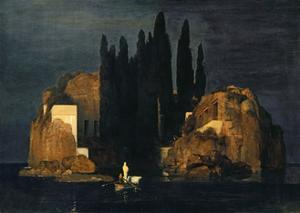 The Isle of the Dead, 1880 by Arnold Bocklin