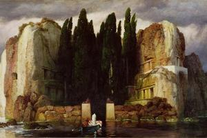 The Isle of the Dead, 1886 by Arnold Bocklin