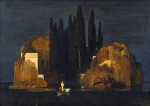 The Isle of the Dead (First Version), 1880 by Arnold Bocklin