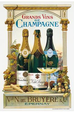 De Champagne by Arnold Eyckermans