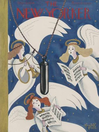 The New Yorker Cover - December 22, 1934