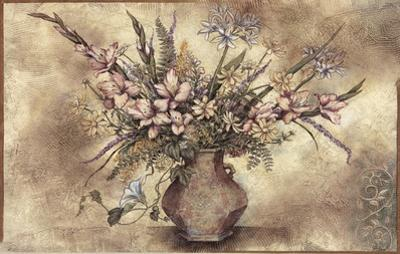 Fresco Floral IV by Arnold Iger