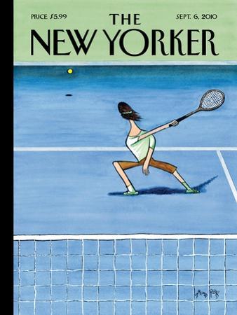The New Yorker Cover - September 6, 2010