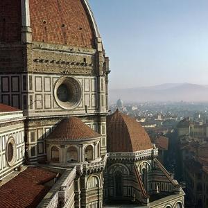 The South Side of the Basilica Di Santa Maria Del Fiore in Florence, 15th Century by Arnolfo di Cambio